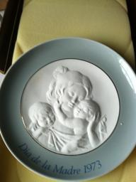 Lladro Plate Made in spain