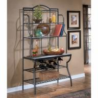 Antigo slate bakers rack