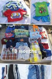 Boys Clothes 18 months 35 items