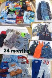 Boys 24 months 56 items