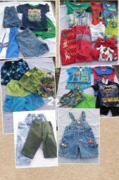 Boys Clothes 2T - 28 pieces