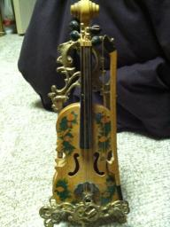 Music Box Violin