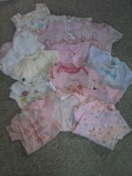 0-3 month onesies