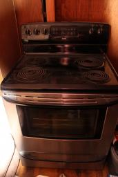 Kenmore Oven with warming drawer