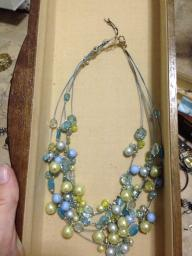 Cheery necklace