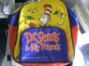 bookbag Dr. Suess Childrens Bookbag