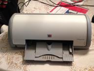 HP Deskjet Printer D1341