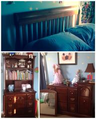 Kids Bedroom Set in Cherrywood. $450. OBO