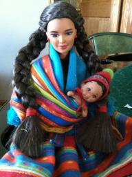Peruvian Barbie Doll of The World Collector Edition 1999