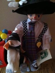 Clown Name Satchel