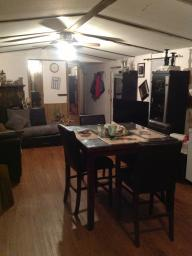 14 x 76 3 bedroom/2 bath laundry room trailer home 1016 sq.ft