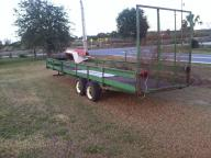 Trailer 27ft long 6 ft wide