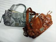 Handbags Nine West Brown and Gray