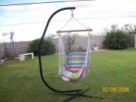 Hammock Swing with hanging chair stand