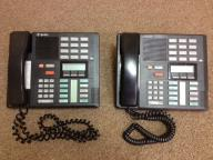 Office Phone System with 10 Handsets