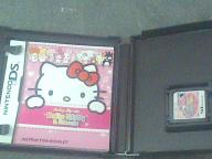 Nintendo ds Hello kitty game in case