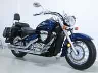 2005 Suzuki Boulevard motorcycle