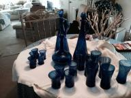 Hand blown Mexican Glass