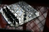 SWAROVSKI CHESS SET