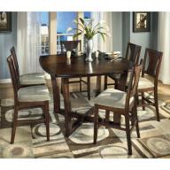 ***Gorgeous Counter Height Dining Table w/ 4 Chairs***