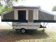 2002 Rockwood pop up camper