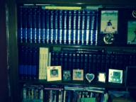 complete set of Encyclopedia Britannica and annals of america