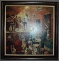 Didier Lourenco Jazz Frame