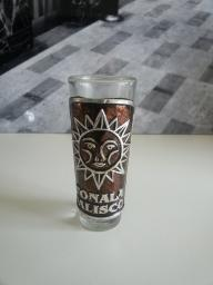 Tall Shot Glass, Tonala, Mexico