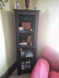 Book Shelf, Chocolate Brown
