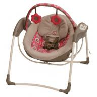 Graco Glider Swing ( Girl )