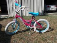Princess girls Bike
