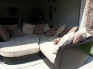 Four piece couch