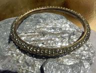variety of vintage bracelets