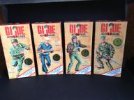Gi joe WWII commemorative dolls