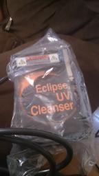 Eclipse uv cleanser