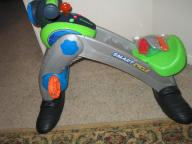 Fisher Price Smart cycle w/ 3 games