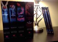 Twilight Saga Book Set & Movies