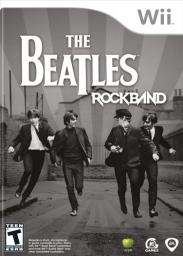 The Beatles Rock Band Game for Wii