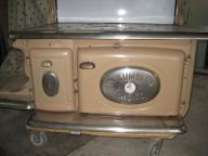 Columbian wood or coal cook stove