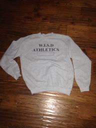 WISD Jr High Athletic Sweatshirt Boys