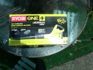Ryobi One 18V Cordless Hard Surface Blower