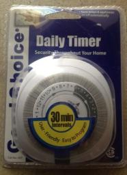 New - The Good Choice Daily Timer (Item #10)