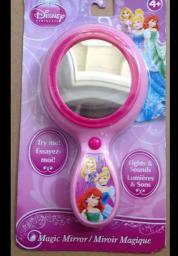 Disney Princess Lights & Sounds Magic Mirror (Item #17)