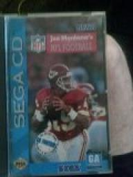Joe Montana's NFL Football SEGA CD