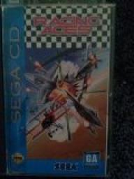 Racing Aces Sega CD GAME