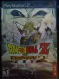 Dragon Ball Z Playstation 2