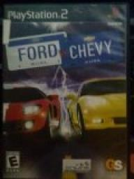 Ford  Verse Chevy Playstation 2