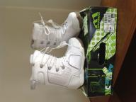 Woman's snow board boots size 6 asking price $65.00