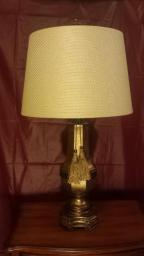 2'10 Romantic table lamp