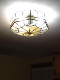 Vintage Kitchen ceiling light